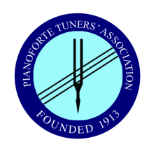 Pianoforte Tuners' Association logo